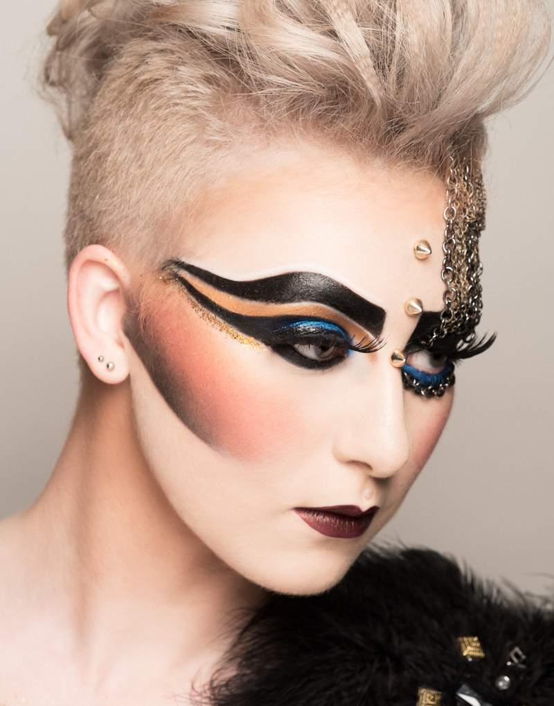 Student Gallery April Love Pro Makeup Academy